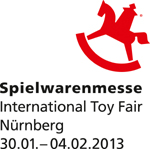 Logo Spielwarenmesse Logo International Toy Fair 2013