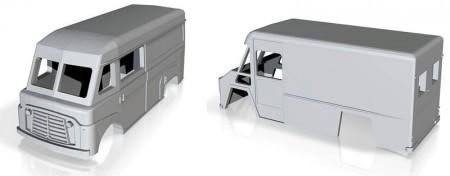 H0 automodellen in 3d print ho modelautoclub for 3d tekenprogramma