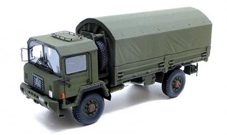 Tek-Hoby Saurer 6DM militair nw in 1-87
