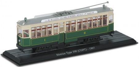 WK 38 Atlas tram 1