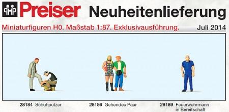 WK 29 Preiser