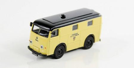 WK 29 Starline pakketwagen