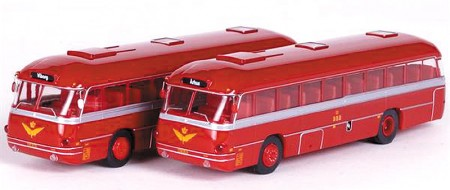 WK 33 Heljan bussen