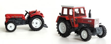 WK 36 MO-Min tractors