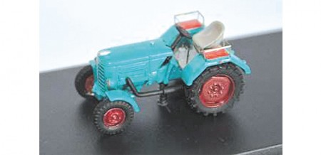 WK 42 NPE tractor