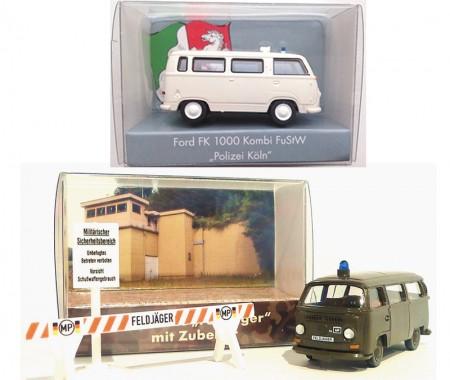 WK 50 Polizeimodel