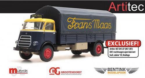 Artitec DAF Frans Maas 2