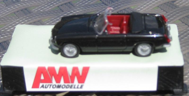 MG B van AWM