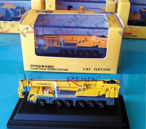 WK 37 11 Chinees kraanmodel