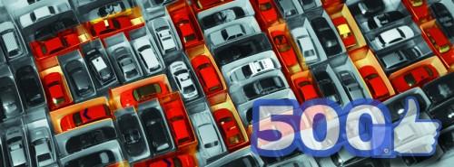 500 Likes Facebook HO-Modelautoclub