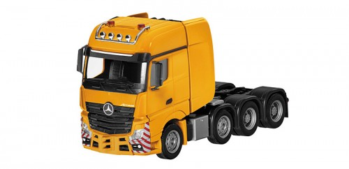 WK 46 05 Herpa Actros MB Collection