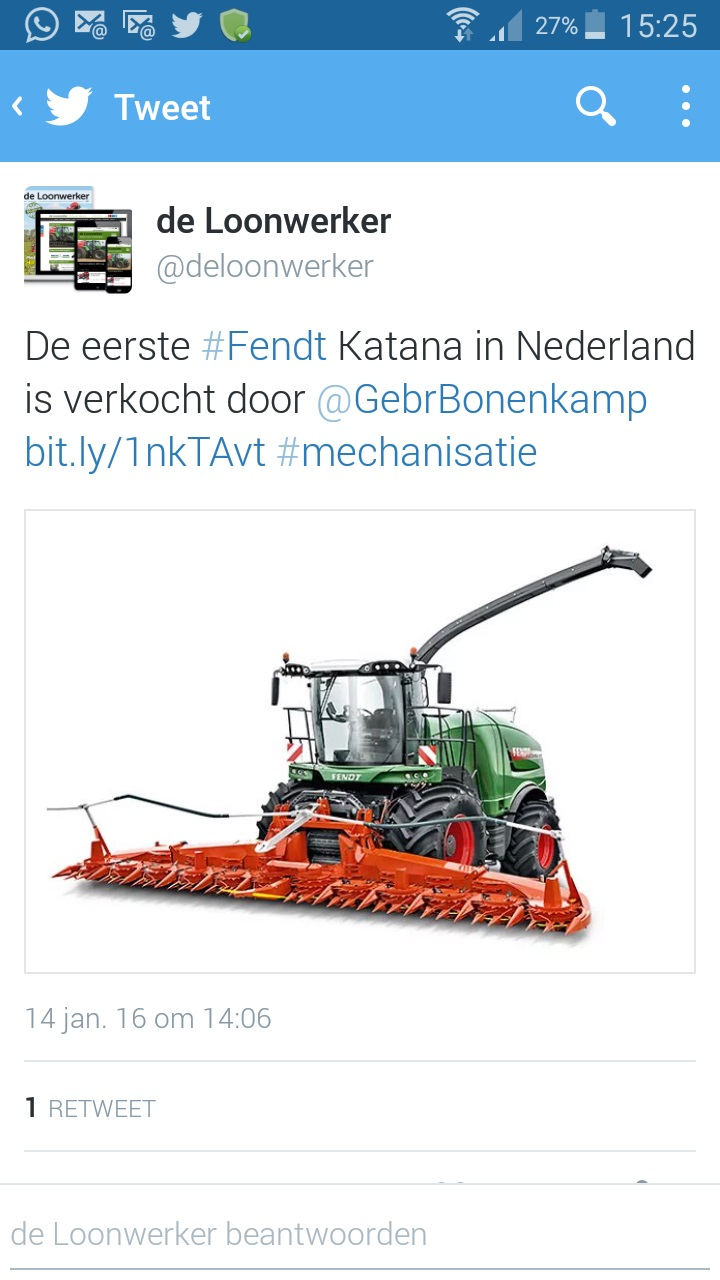 Tweet van DeLoonwerker.nl