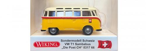 WK 5-11 Wiking PTT bus