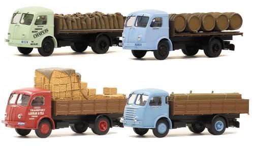 WK 9 REE open bakwagens