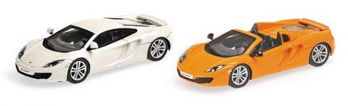 Week 23-2 02 Minichmaps McLarens
