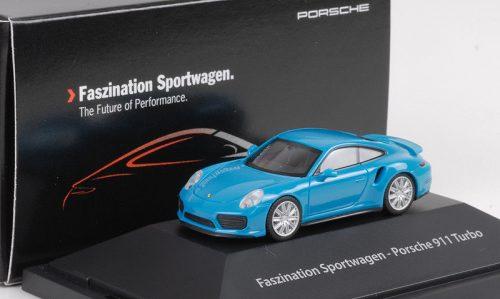 Week 23-2 03a Herpa Porsche 911 Turbo Porsche werbemodell