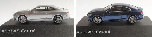 Week 24-1 08 Herpa Audi A% Coupé