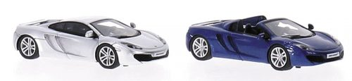 Week 25-2 01 Minichamps McLarens