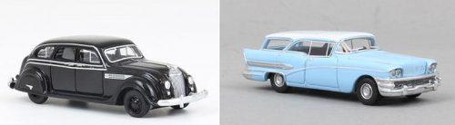 Z-BoS Chrysler Airflow en Buick Century