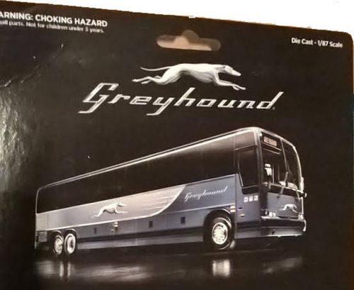 Week 26 13 Greyhound G4500 bus 1