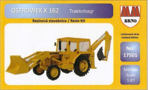 Week 27-1 05 MM Brno Ostrowek lader-graver 1-87