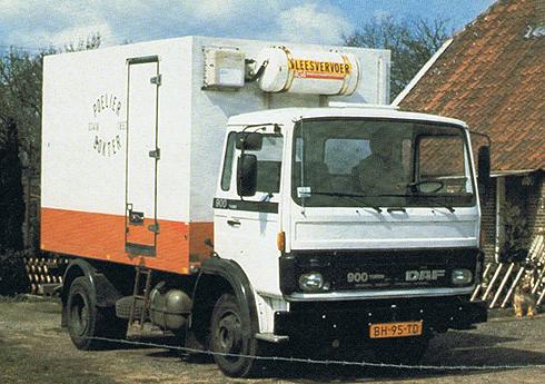 DAF 900