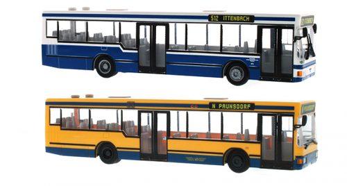 messe nieuws van rietze nieuwe bussen en streetscooter ho modelautoclub. Black Bedroom Furniture Sets. Home Design Ideas