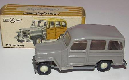 Jeep wagon