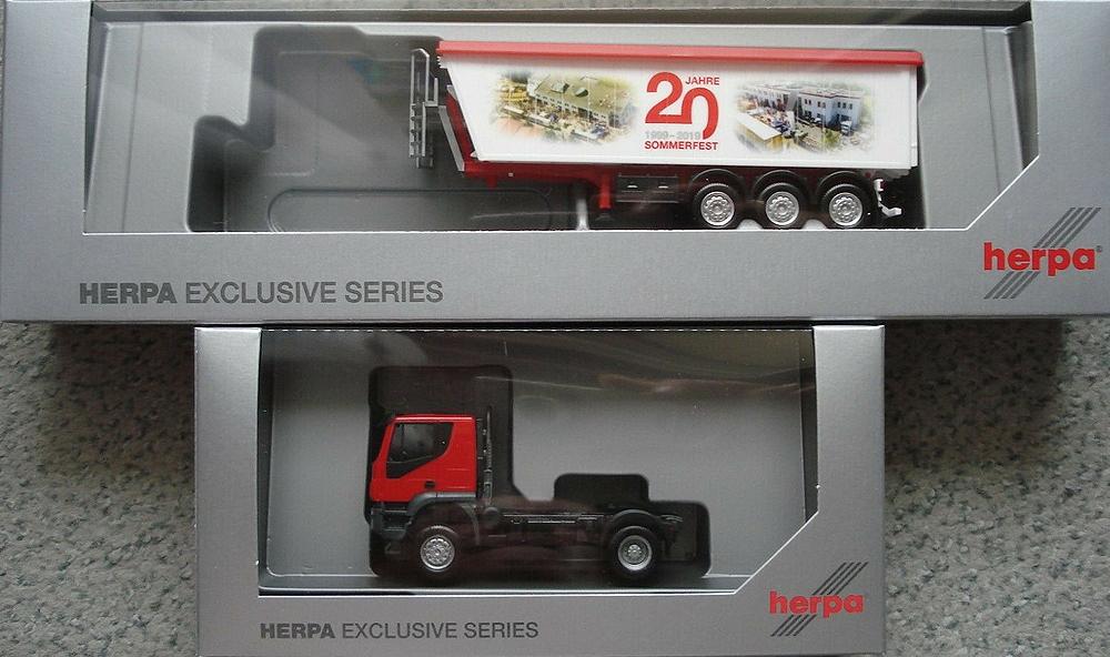 Z-Varia 2019-69 10 Herpa Sommerfest Modellen